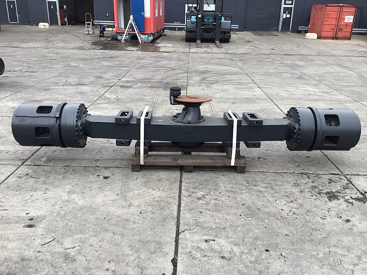 OtherD101/102  101.1408.2 FRONT AXLE